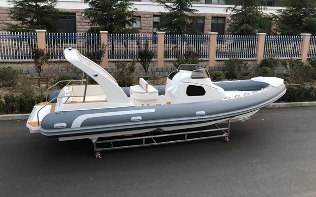 Rigid Inflatable Boat 27Feet/8.3Meter