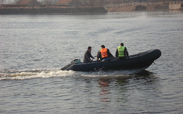 Rescue Rib Inflatable Boats, RHIB