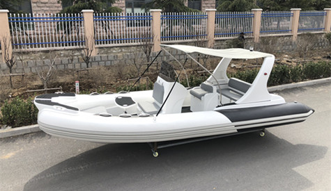 Liya new finished luxury rib boats