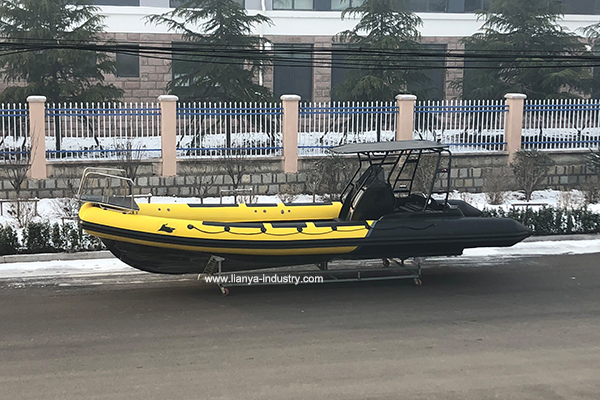 Liya 8.3m/27ft luxury rib boats